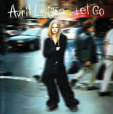 Avril Lavigne-Let Go-13 tracks CD