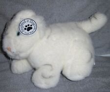 Siegfried & Roy Royal White Tiger Stuffed Plush Las Vegas Mirage Hotel & Casino