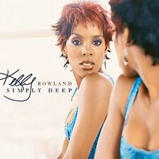 Simply Deep by Kelly Rowland (CD, Oct-2002, Columbia (USA))