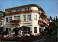 BADENWEILER Schwarzwald Hotel Post AK Postkarte Ansichtskarte 1986 gelaufen