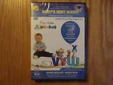 Baby's Best Buddy FUN WITH THE ALPHABET Letters V W X Y Z New- Blue Collection