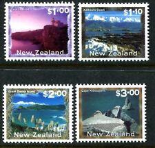 New Zealand 1636-1639,  MNH, Scenic Views 2001, Landscape. x9840