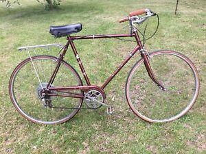 Vintage Men's Raleigh Sprite 27 Bicycle Bike