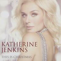 KATHERINE JENKINS This Is Christmas (2012) 14-track CD album NEW/SEALED