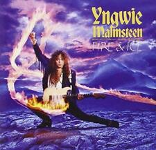 Yngwie Malmsteen - Fire And Ice (NEW CD)