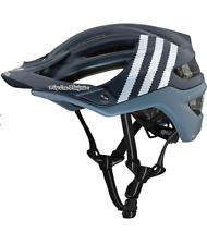Troy Lee Designs Mountain Bike Helmet A2 Mips; Ltd Adidas Team Black Size MD/LG