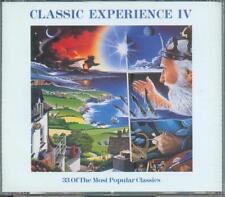 CLASSIC EXPERIENCE IV - EMI 2 CD SET(1993) GLINKA GRIEG SAINT-SAENS VERDI ETC