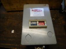 New Old Stock Dayton Electric Manual Motor Starter Switch