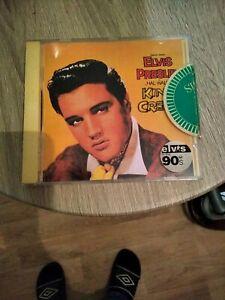 Elvis Presley King Creole CD