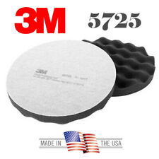 "3M 05725 5725 Foam Polishing Pad 8"" Inch Single Sided (1 Single Pad Only)"