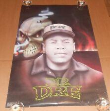 Dr. Dre Helter Skelter Original 1994 Poster Funky