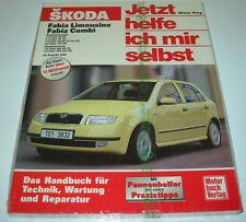 Reparaturanleitung Skoda Fabia I Limousine + Combi Benzin + Diesel ab 2000 NEU!