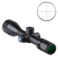 DISCOVERY HD 3-15X50SFIR Side Parallax Zero Lock Optics Hunting Rifle Scope
