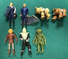 Battlestar Galactica Vintage Mattel Figures Lot with Boray