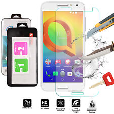Genuine Shockproof Tempered Glass Screen Protector Guard For Alcatel A3 Plus 3G