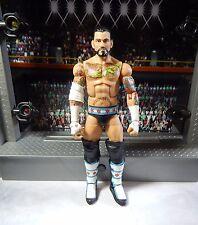 CM Punk WWE MATTEL Elite Series 16 ROH WWF WRESTLING FIGURE 2011