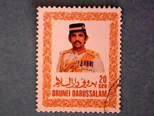 Brunei. QE2 1985 20sen Multicoloured. Wmk Ww77. SG373. P13½ x 14½. Used