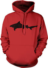 Shark Great White Tiger Attack Week Tornado Fin Teeth Eat Jaws Hoodie Sweatshirt