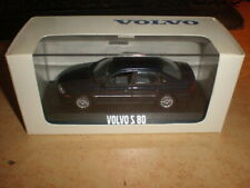 Minichamps 1/43  Volvo S80  darkblue metalic     Mint in dealerbox
