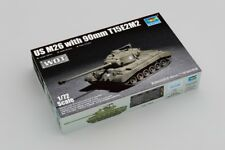 TRUMPETER 1/72 US M26 with 90mm t15em2 #07170