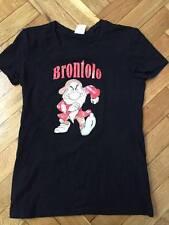 Disney Brontolo Grumpy Dwarf Black Women / teens Size S T-shirt