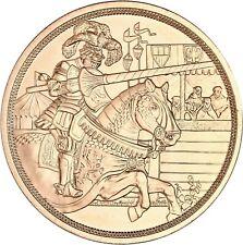 Österreich 10 Euro 2019 Ritterlichkeit bankfrische Kupfermünze
