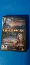 Guild Wars Platinum Edition & Eye of the North Expansion PC DVD-Rom Complete