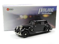 "BROOKLIN MODELS IPV 46 - 1939 Cobham Saloon ""Flying Squad"" Police 1/43"