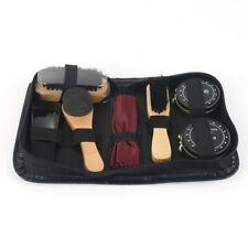 New 8Pcs/Set Shoe Care Kit Shoe Boots Cleaning Care Set Keep Shoes Clean