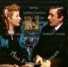 That Forsyte Woman (1949) dvd comes in a plastic sleeve and dvd printed on
