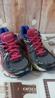 Asics Gel fluh z T568N trainers ladies running shoes womans/pink  38eur/7us di