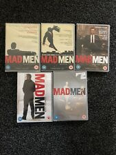 Mad Men Series 1-5 ( Series 1, 4 And 5 Are Sealed)