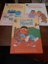 3 Bk Lot: I can do it myself / Which one doesn't belong? / Case of missing Duck