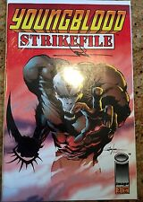 Youngblood Strikefile (1993) #3 NM signed By Jae Lee