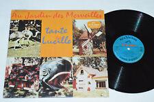 TANTE LUCILLE Au Jardin des Merveilles LP RCA Gala Canada CGPS-249 Quebec VG/NM