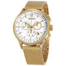 Movado Circa Chronograph Ivory Dial Men's Watch 0607080