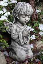 """Gartendeko Figur Skulptur Engel """"MITHRA""""  Pheeberts by Fiona Scott Steinguss"""