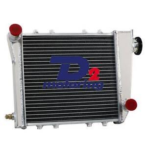 Aluminium Radiator For  AUSTIN ROVER MINI COOPER/MORRIS ALL MODELS 1967-1991