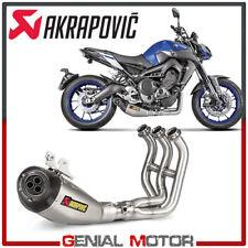 Scarico completo Akrapovic Racing Line Titanio per YAMAHA MT 09 2014 > 2019