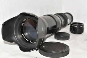Nikon DSLR DIGITAL fit 400mm 1200mm lens D3100 D3200 D3300 D3400 D3500 & more +