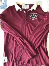 Johnson Motors Inc rugby shirt