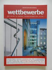 Wettbewerbe Architekturjournal Architektur Zeitschrift Heft 198/199 2000