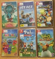 10 18 Brand New Nintendo Switch Games - Plays on ALL Switch Consoles Worldwide