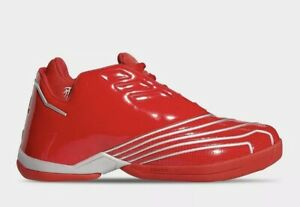 Adidas T-MAC II Restomod All-Star Red Basketball Shoes Size 12 DS NEW FX4065