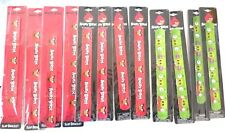 Angry Birds Slap Bracelet 12 pcs Set, Color may vary, Age 5 and Up only