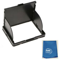 "3"" LCD Screen Pop up Hood shade  for Canon 450D 500D 550D 600D T2I T3I T1I  T4i"