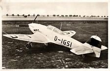 10934/ Foto AK Heinkel He 112, 1940