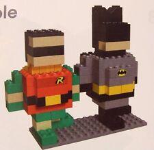 2012 BATMAN & ROBIN LEGO NEW PICKABLE MODEL NEVER BUILT W/INSTRUCTIONS STICKERS!
