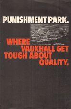 Vauxhall Millbrook Test Ground 'Punishment Park' 1970-71 UK Market Brochure