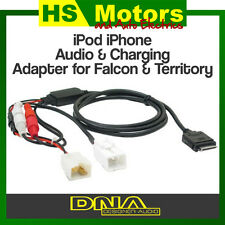 iPod & iPhone Audio & Charging Adapter - Ford BA BF & Territory SX SY- EAWH8002